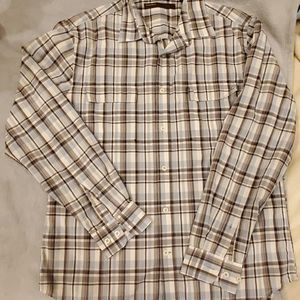 Perry Ellis long sleeve button down shirt